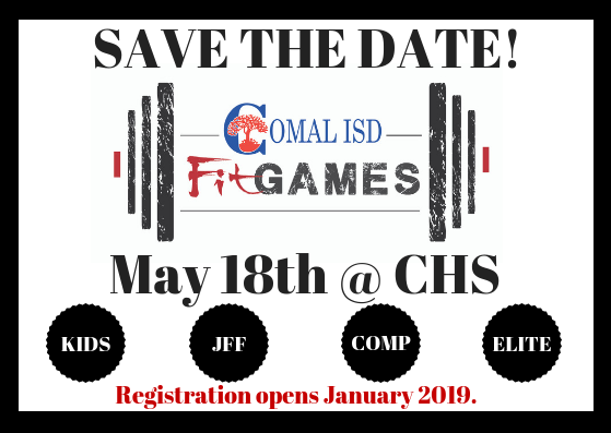 fit games save the date