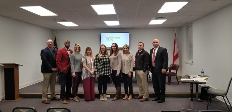 Congratulations to our Alabama Digital Tools for Teachers Grant Winners