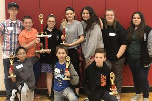 MVMS participation and top Chess team