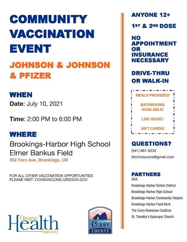 Vaccination event