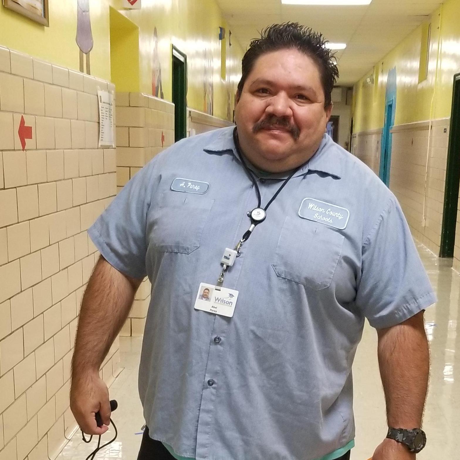 Abel Perez's Profile Photo