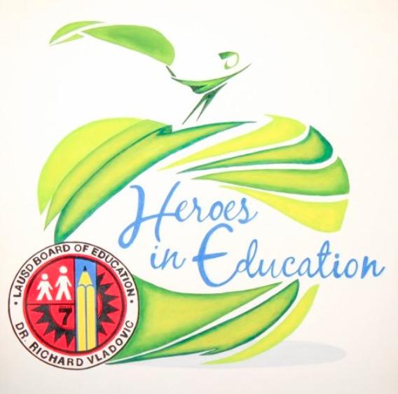 Heroes in Education Photo