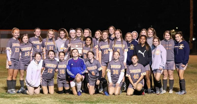 OHS Lady Indians District 3-A Champs Featured Photo