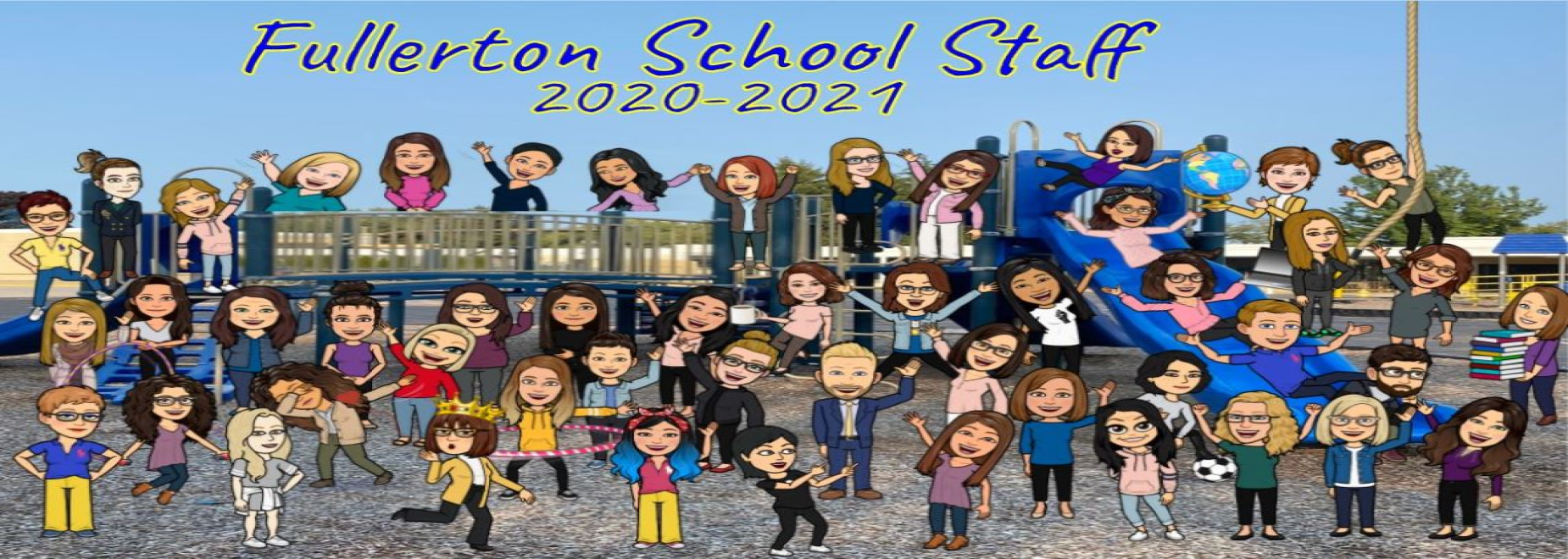 Fullerton School Staff 20-21