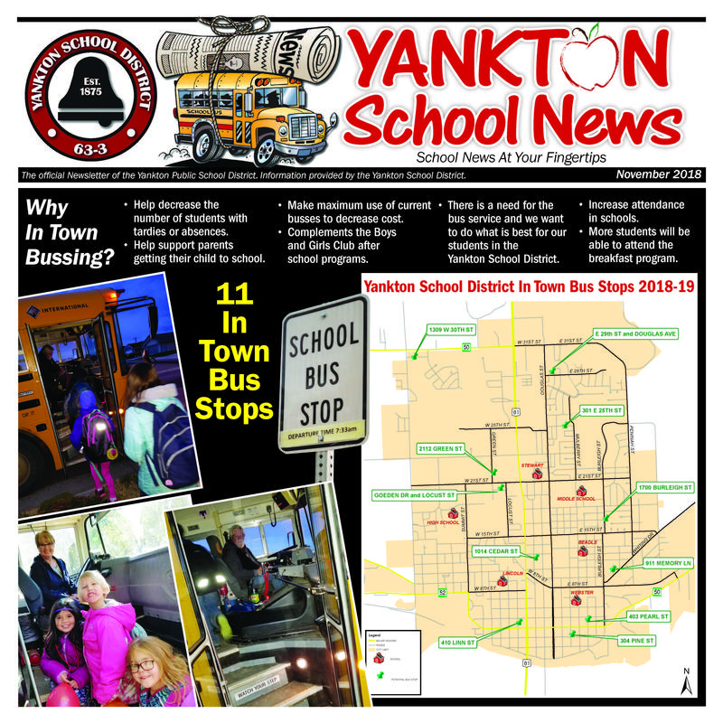 2018 Fall District Newsletter Thumbnail Image