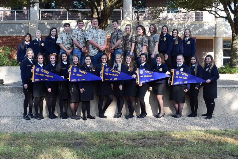Area LDE Contest a Success for EB FFA Thumbnail Image