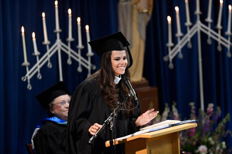 2018 Commencement Speaker - Katherine Kerbstat'07 Thumbnail Image
