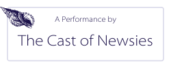 The Cast of Newsies