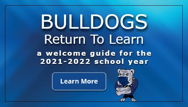 Bulldogs Return to Learn