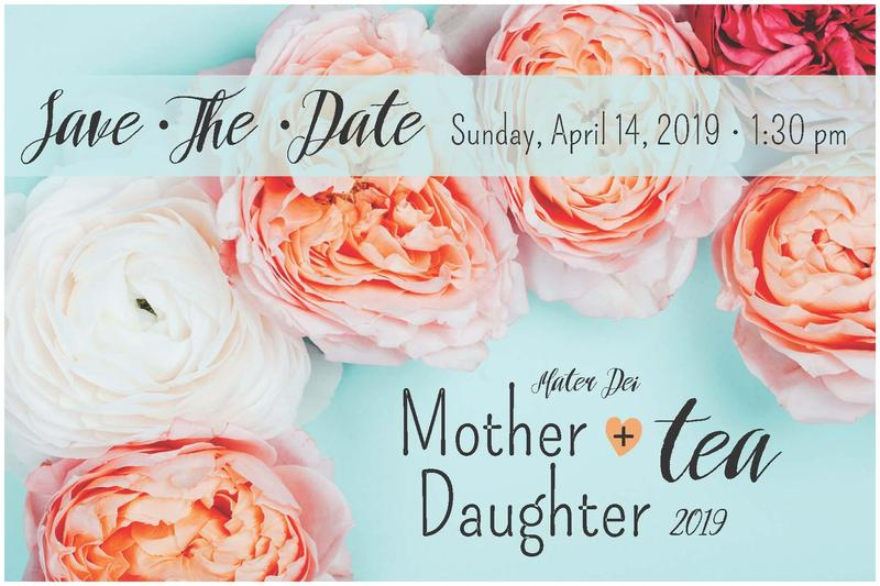 Mother Daughter Tea! Featured Photo