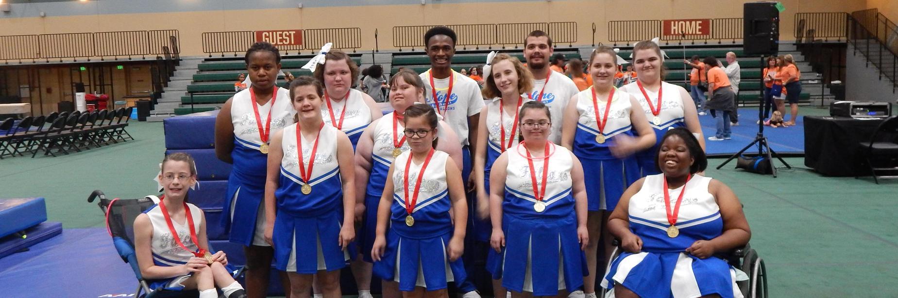 hope cheerleaders