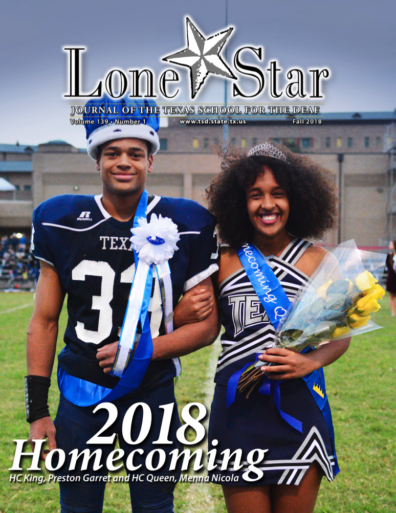 Cover Lone Star Fall 2018
