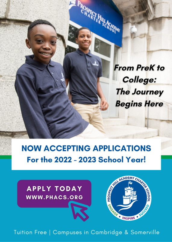 PHA Now Accepting Applications for the 2022-2023 School Year Featured Photo