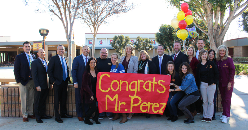 PYLUSD Employees of the Year!