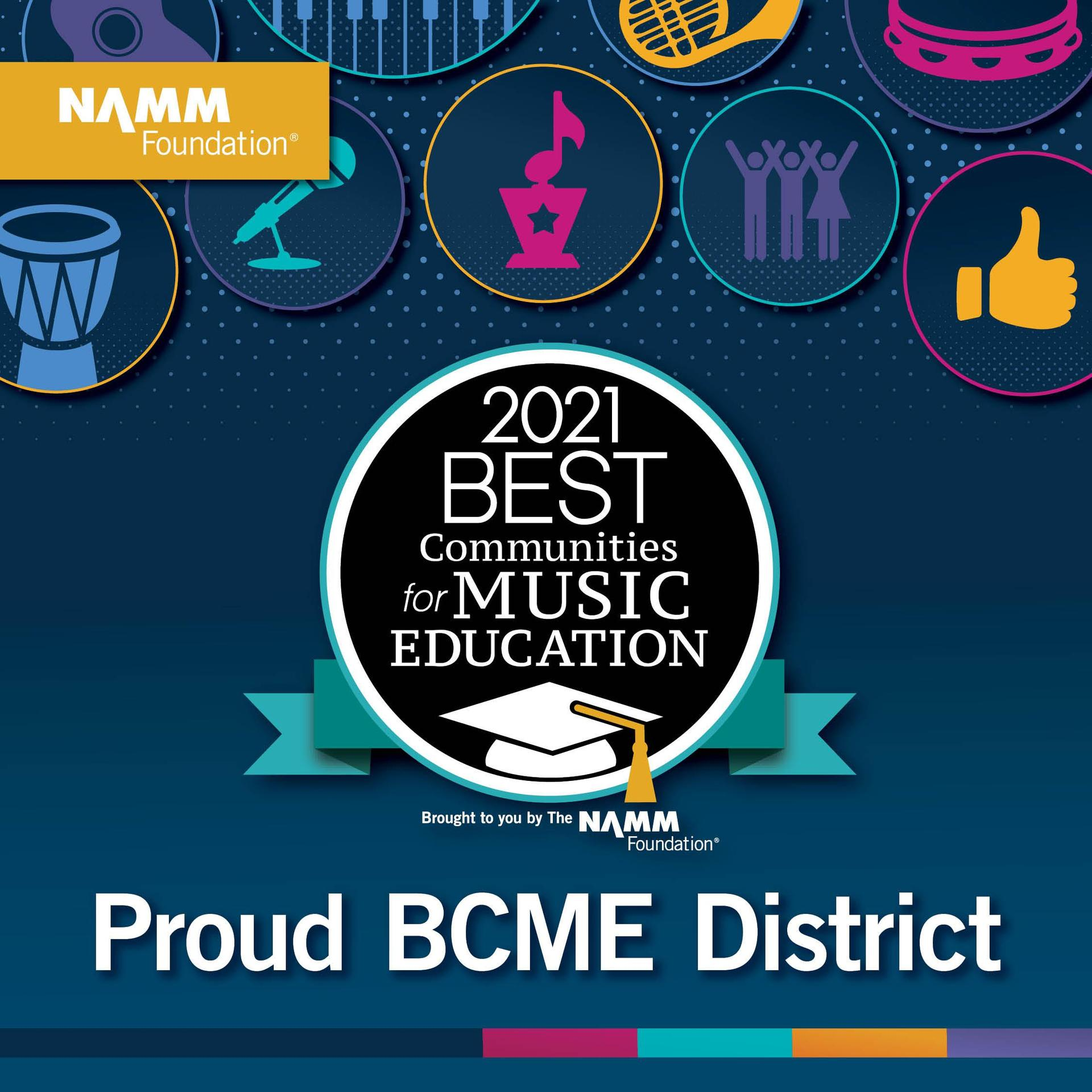 NAMM Award 2021