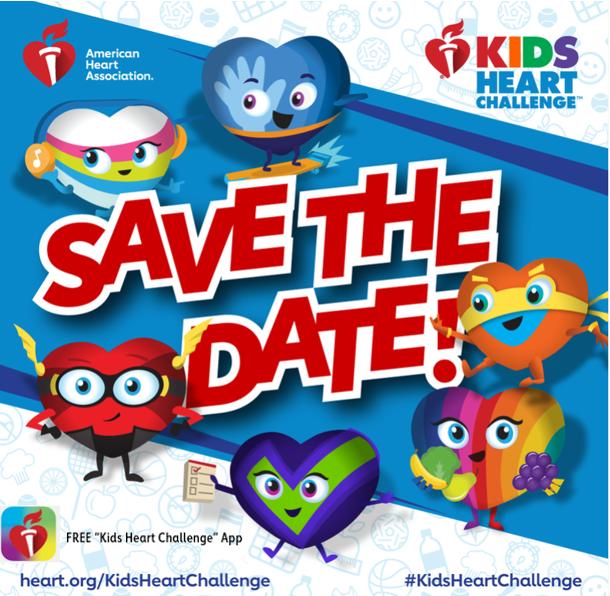 Dapplegray Kids Heart Challenge Thumbnail Image