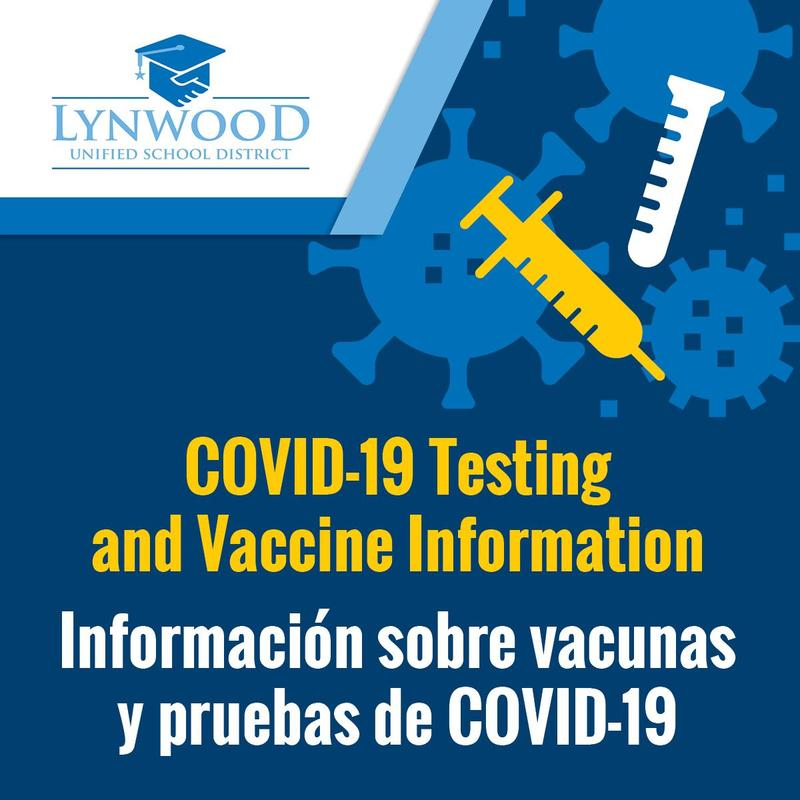 COVID-19 Testing Vaccine Information Featured Photo