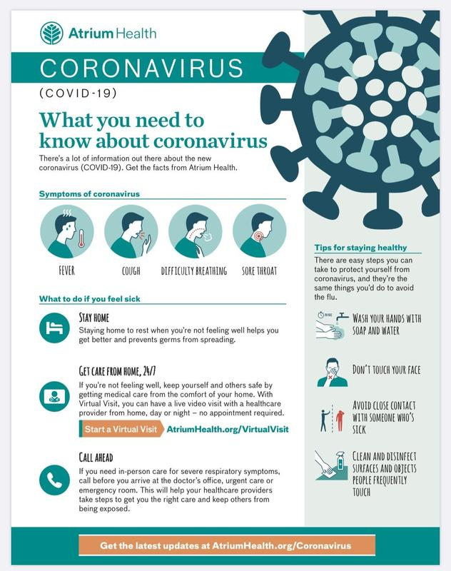 What you need to know about coronavirus (COVID 19). Is it coronavirus (COVID 19), the flu, a cold or seasonal allergies? #stayinformed #staywell #wattwatt Featured Photo