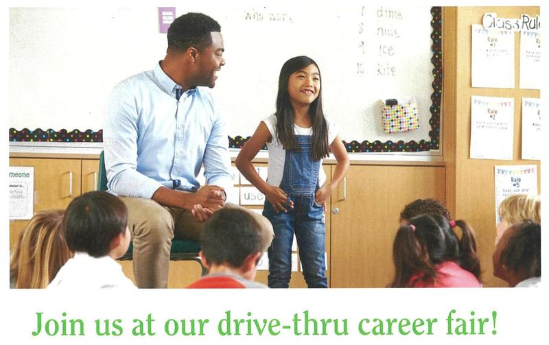 Join us at our drive-thru career fair! Want to make a big difference in the lives of local students? Join our team! We have flexible opportunities that allow you to create your own schedule—even if you've never worked in a classroom before. Stop by our event to learn more. Substitute teaching. There's no other job like it.   Career fair: Date: 11/04/2020 Time:  Location: Brighton Middle School 7785 US-51, Brighton, TN 38011 Available positions: •Substitute Teachers •Substitute Paraprofessionals KELLY,education You'll enjoy: •Free training to prepare you for the classroom •Paid orientation •Weekly pay •Flexible scheduling: work a few days or every day •Your preference of schools and districts •Free ongoing professional development Details: •HS Diploma/GED Required •Substitute Tr