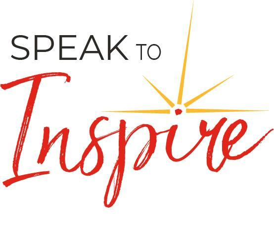 Speak to Inspire
