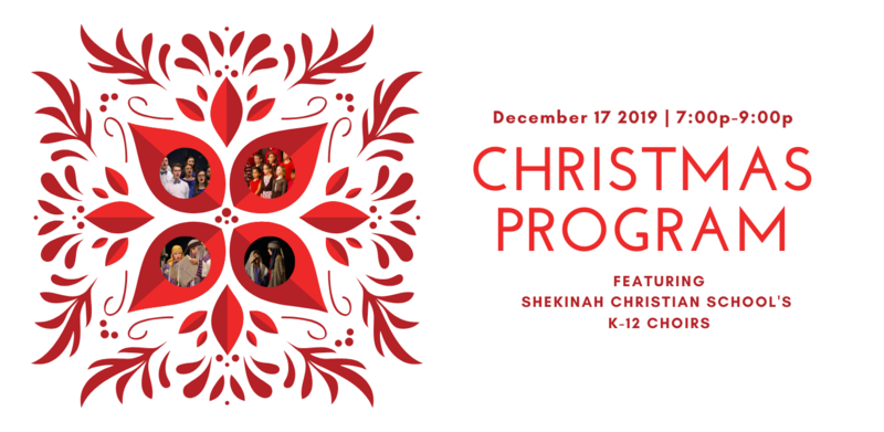 Christmas Program | December 17th Thumbnail Image