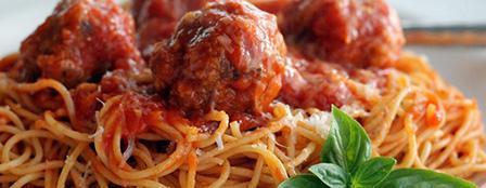 Spaghetti & GU Basketball Thumbnail Image