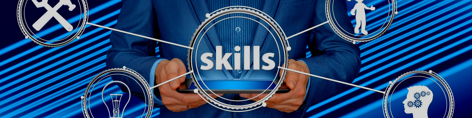 Skills with icons