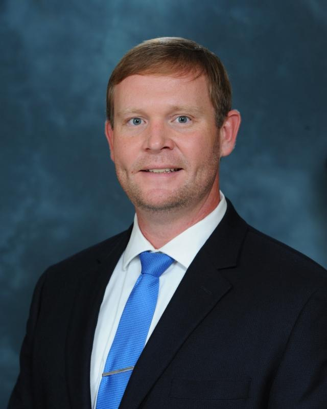 Mr. John Bush, Assistant Principal