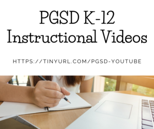 instructional videos for students