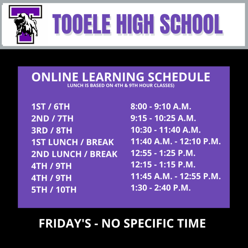 THS pivots to online learning Tuesday, Nov. 17 Thumbnail Image