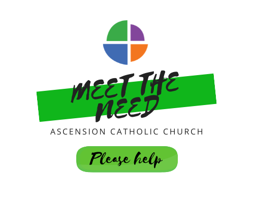 Support your parish community and help us