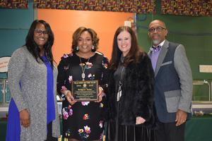McComb School District Recognizes Bridgett Taylor as Summit Elementary Teacher of the Year