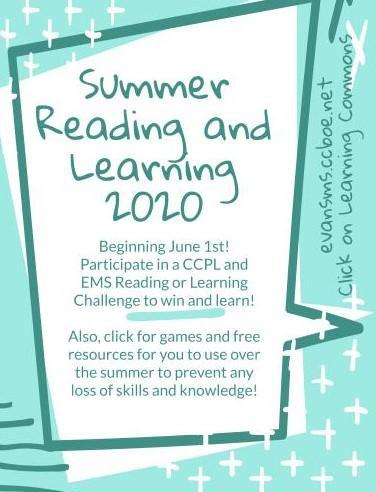 Summer Reading & Learning Featured Photo