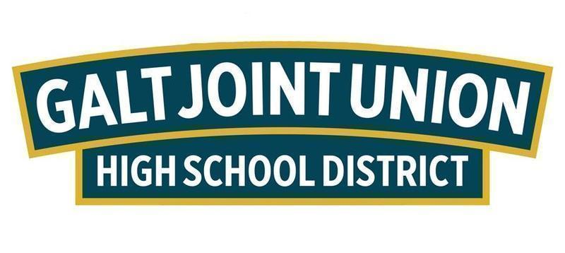 Galt Joint Union High School District Logo