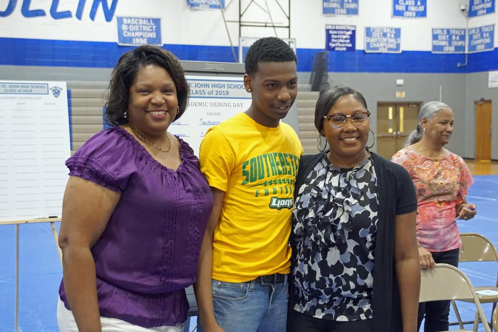 WSJH Academic Signing Day