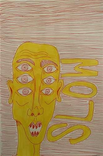 Lethargic by Zoe Benavidez
