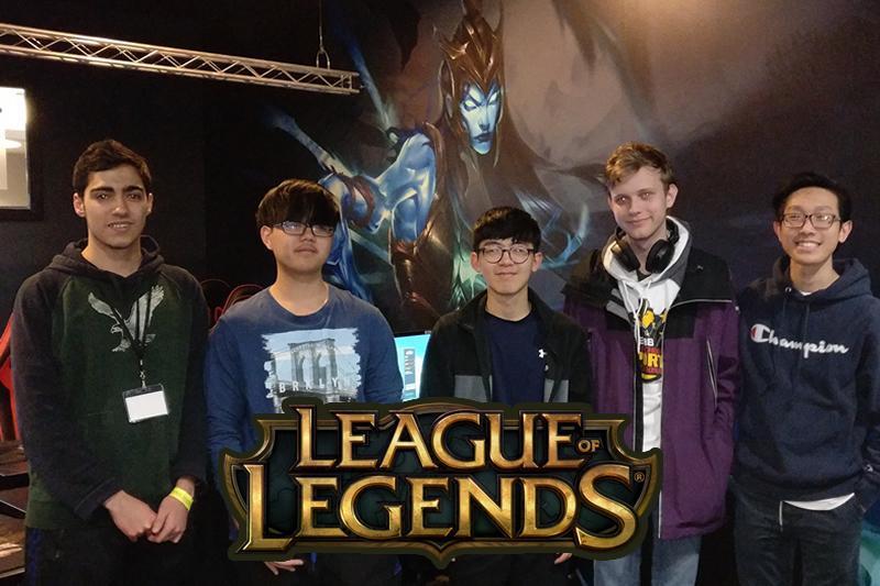 Image of Jones League of Legends Team