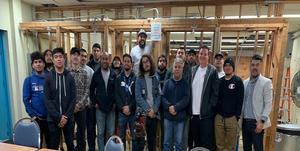 ELAOC Electrical Motor Controls students