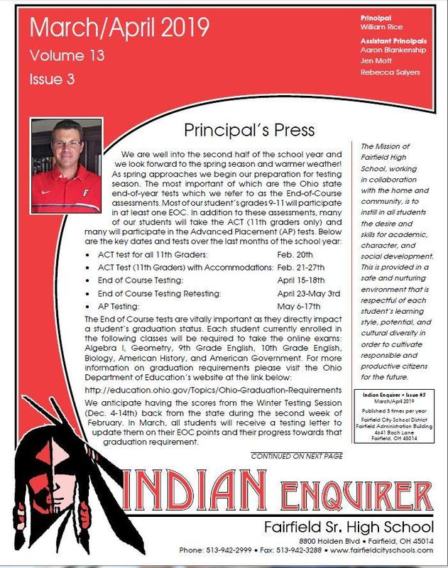 March/April Edition of Indian Enquirer Now Online Featured Photo