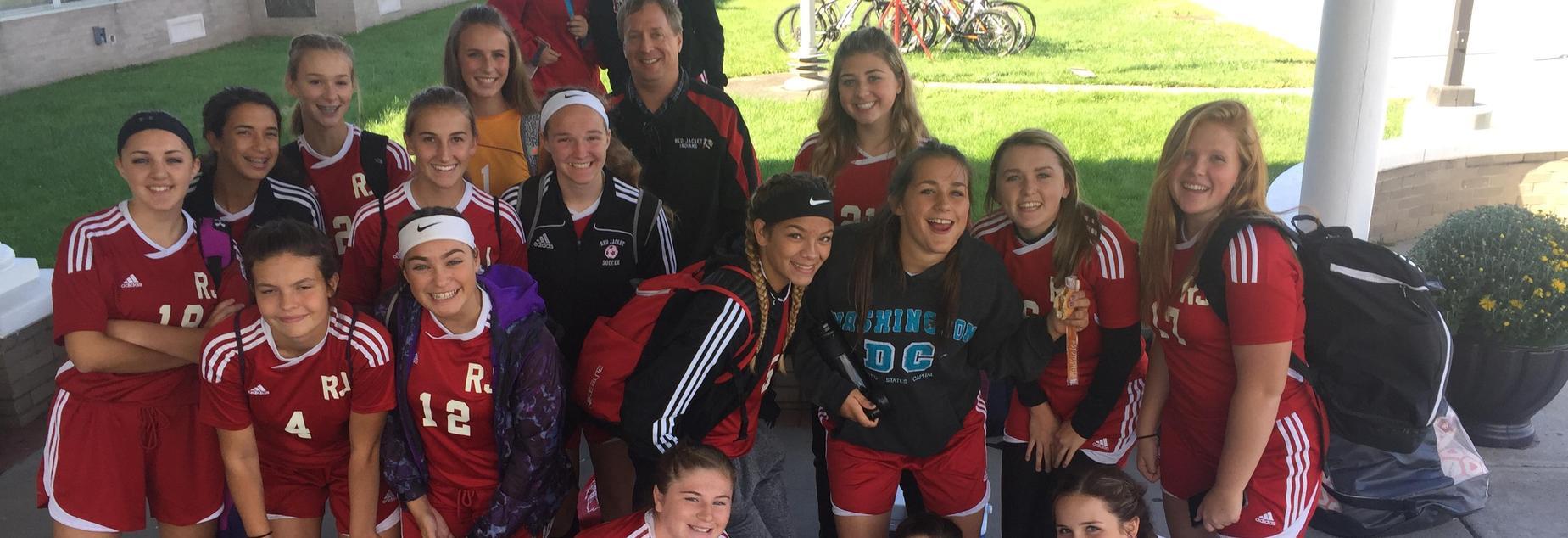 Girl's Varsity Soccer 2017-2018