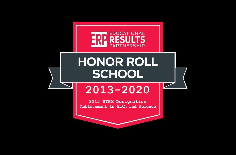 Educational Results Partnership Honor Roll School