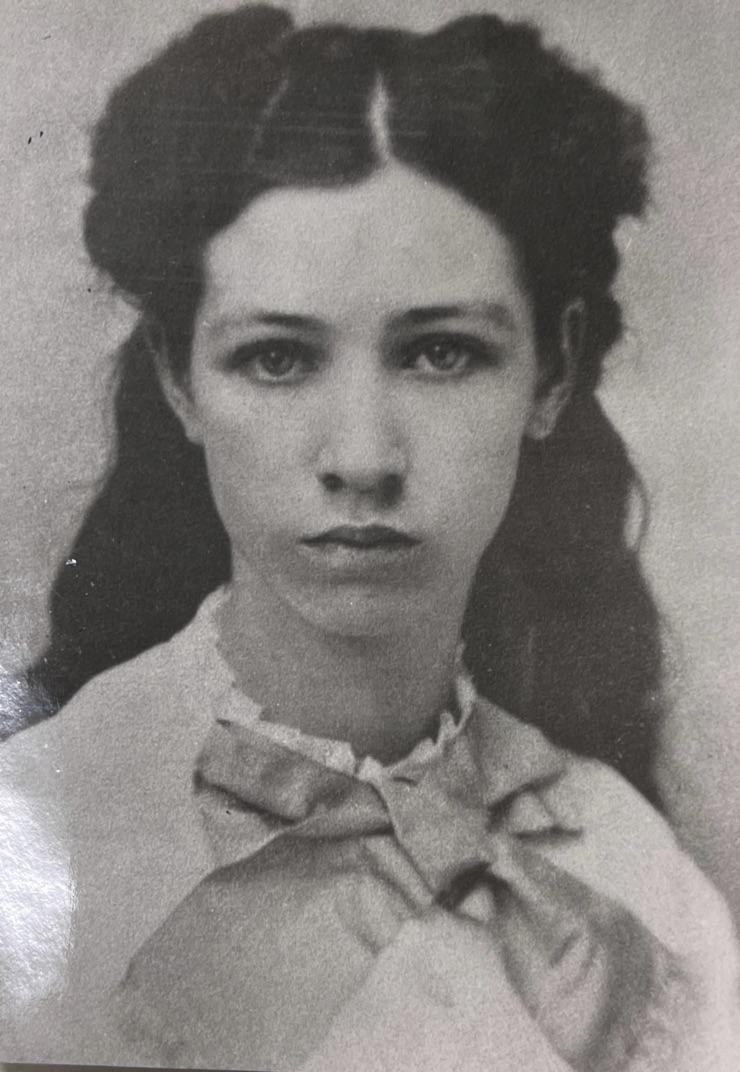 Margaret Robertson - 1872