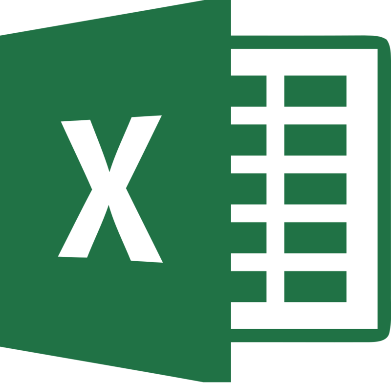 Microsoft Excel 2016 (365)