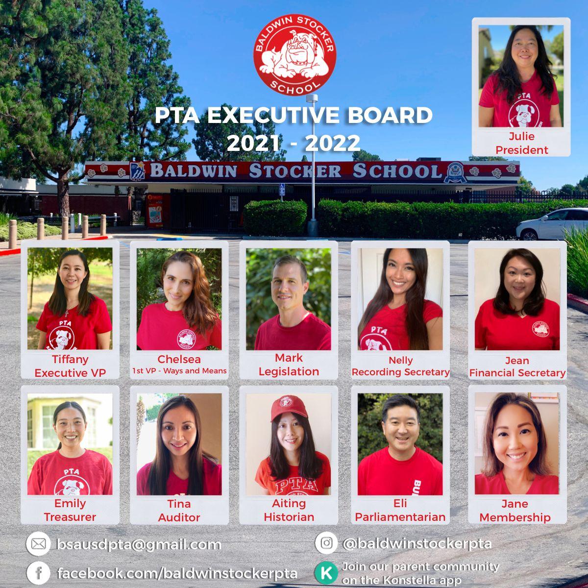 PTA Executive Committee
