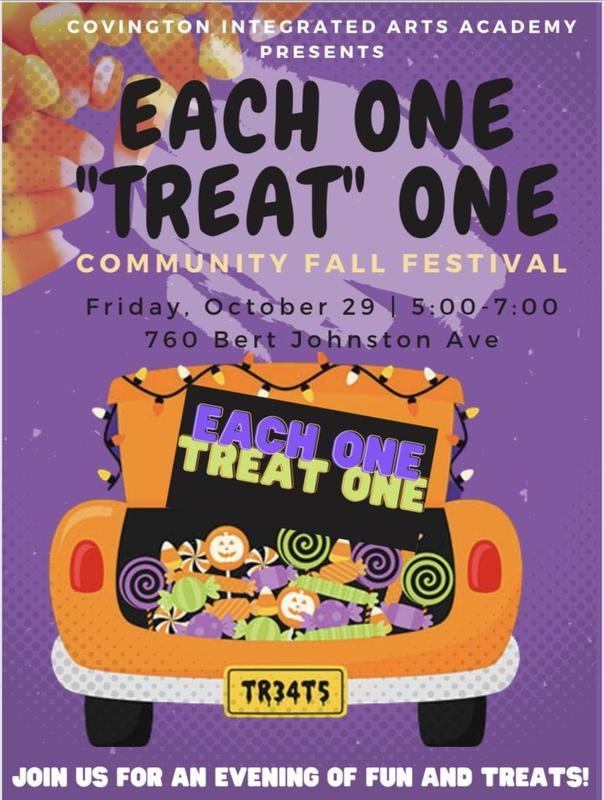 """Each One """"Treat"""" One Featured Photo"""