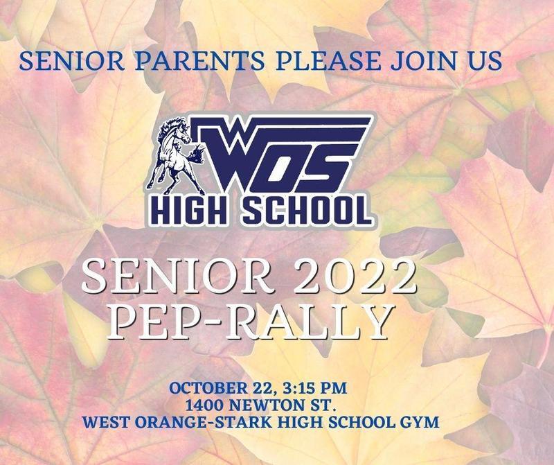 Senior 2022 Pep-rally