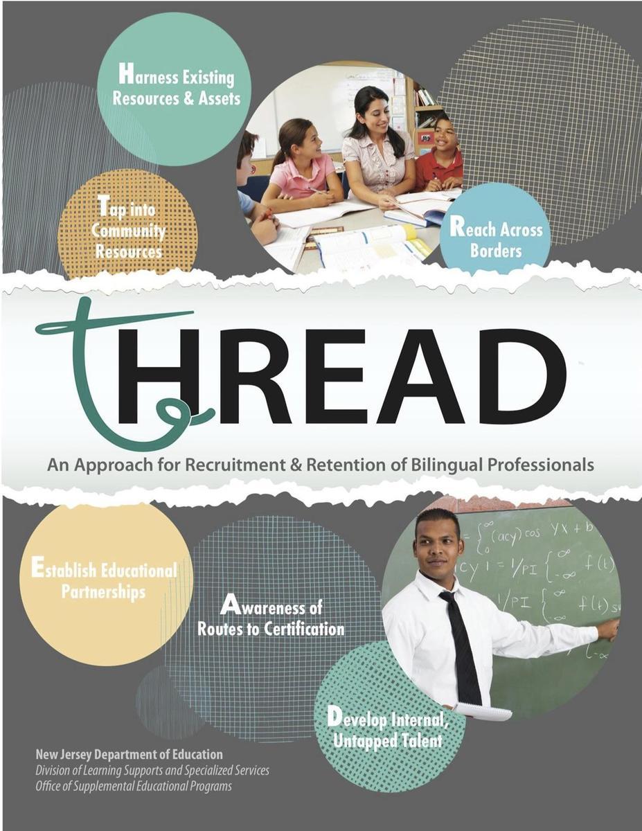 thread bilingual profess recruitment photo & link