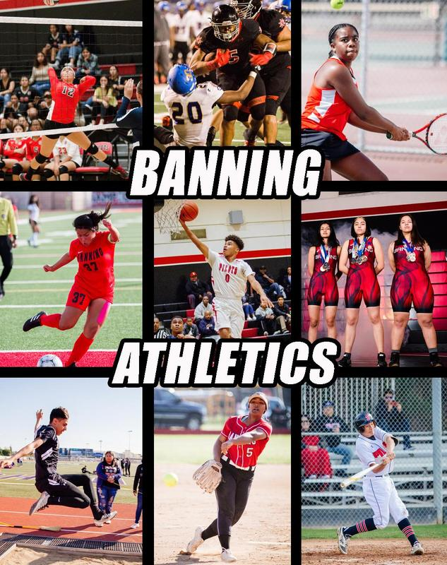 Banning High School Athletic Interest Form Featured Photo