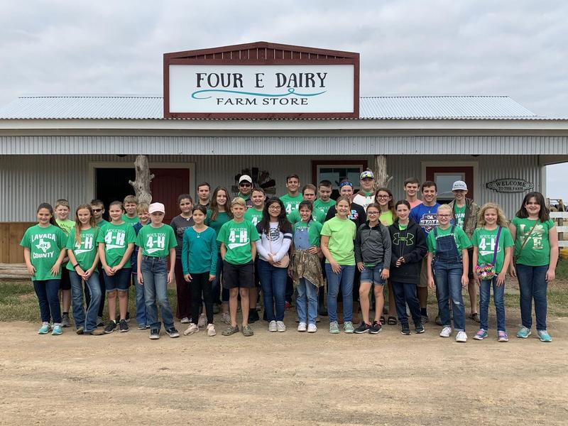 4-H Trip to Four E Dairy Featured Photo