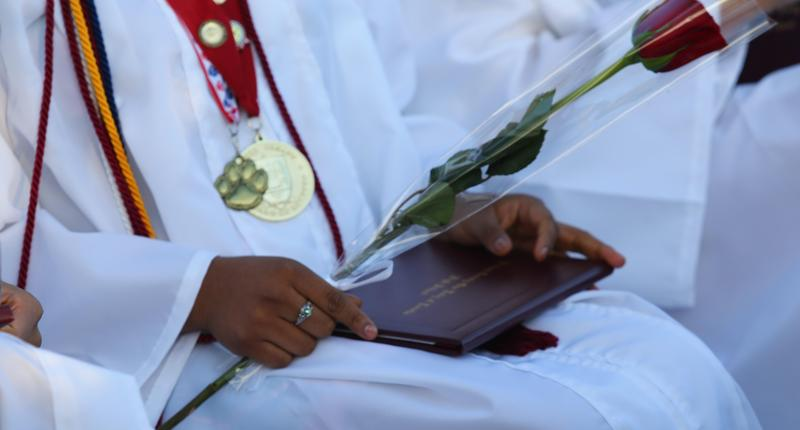 In-person Graduation to be held May 28 at 6:00 p.m. Featured Photo